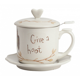 Чайный набор Give A Hoot DG-DW-606-4