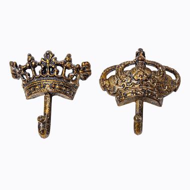 Дуэт металлических крючков «Ваше Высочество»