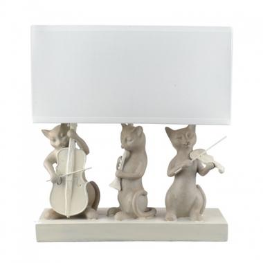 Лампа настольная кошки 31Х13.5Х34 QJ99-0115