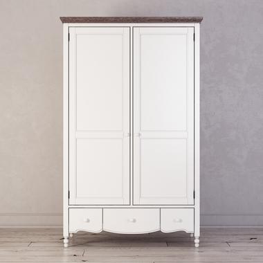 Шкаф 2 двери Leblanc W-L130