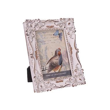 Фоторамка белая Версаль BC13158