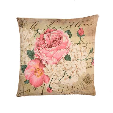 Декоративная подушка Роза LHD-4