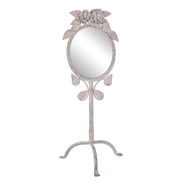 Зеркало Античное белое QXA149-1201