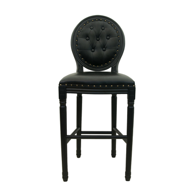 Стул Filon button black