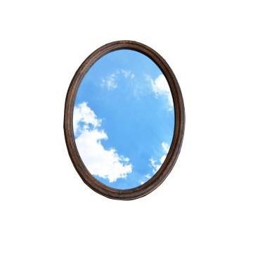 Зеркало овальное H818 (H03)