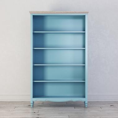 Стеллаж Leblanc, голубой
