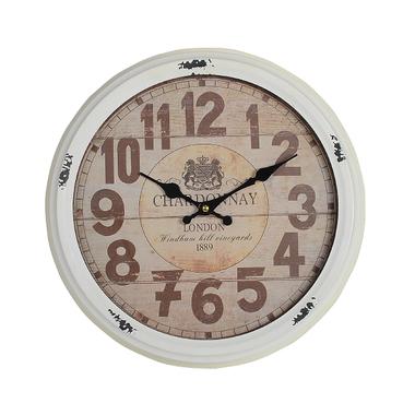 Часы настенные Фамильные розы 50180B