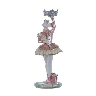 Фигурка декор Мышка балерина AC1016614