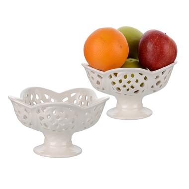 Ампель для фруктов Ажурное кружево