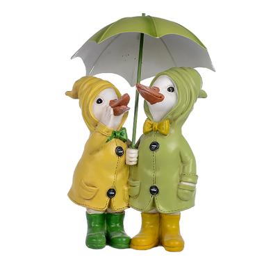 Уточки под зонтом