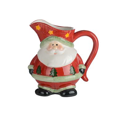 Керамический Новогодний Кувшин Дед Мороз