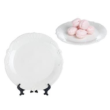 Тарелка M Керамика Королевский Завтрак