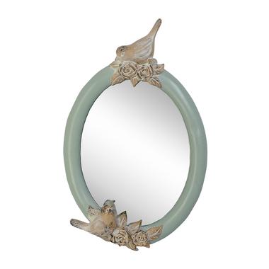 Зеркало Бирюзовая птичка