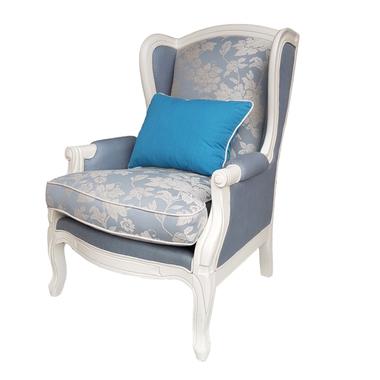 Кресло Blue Linen
