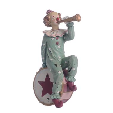Клоун трубач