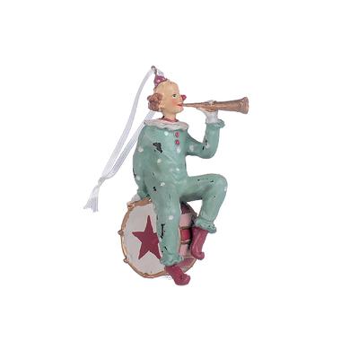 Подвеска Клоун трубач (набор из 6 шт)