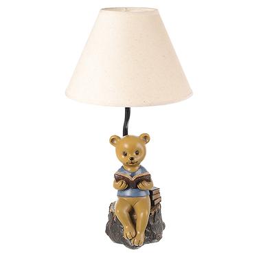 Настольная лампа Читающий мишка