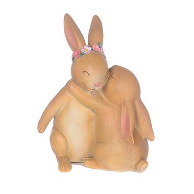 Кролики декор Объяснение в любви