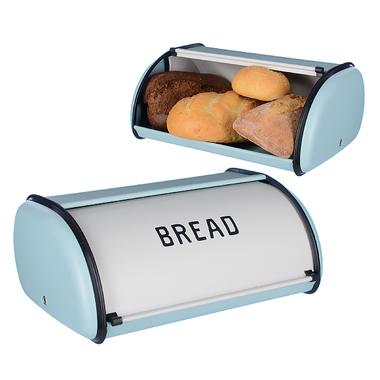 Хлебница Завтрак у Тиффани (голубая)