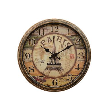 Часы Настенные Металлические