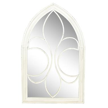 Зеркало настенное Орнамент Лилия