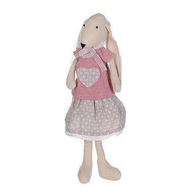 Кролик в Платье Фуксия