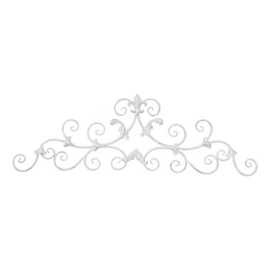 Изголовье для кровати «Монпансье» (белый антик)