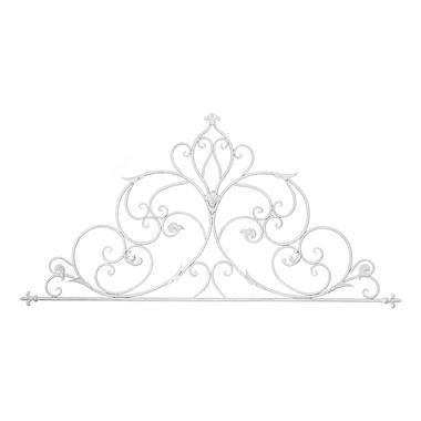 Изголовье для кровати «Фонтейн» (белый антик)