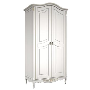 Шкаф 2 двери Belverom Gold (золотой)