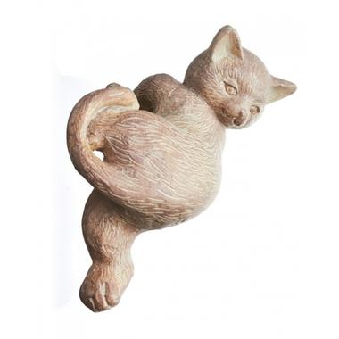 Статуэтка кошка 6,5х6х10,5 QJ99-0094