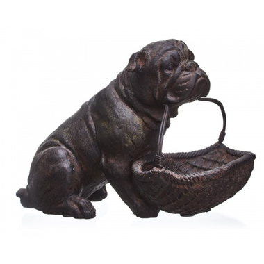 Статуэтка собака 14,5х20х15 QJ99-0142