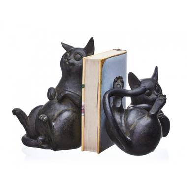 Держатели для книг в виде котов 10х10х16/8х16х12 QJ99-0144