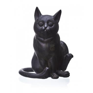 Статуэтка кот 12х9,5х16 QJ99-0146