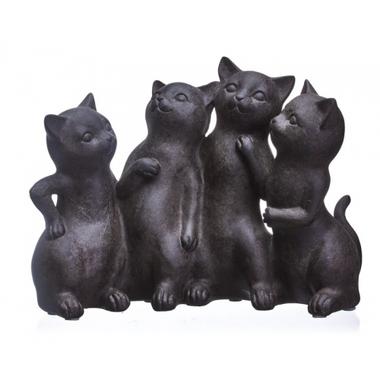 Статуэтка котики 24х12х19 QJ99-0151