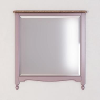 Зеркало квадратное Leblanc, лаванда