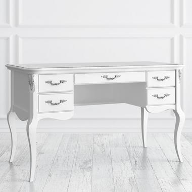 Кабинетный стол пристенный Silvery Rome