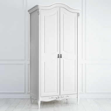 Шкаф 2 двери Silvery Rome