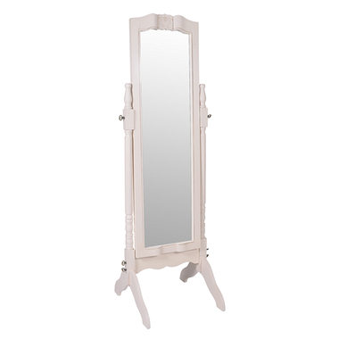 Зеркало бежевое 54х54х162см 11AH025