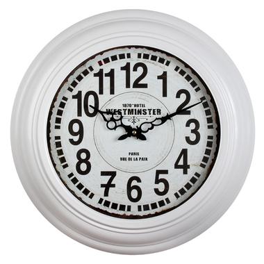 Часы настенные 43*6 см EW08-0002