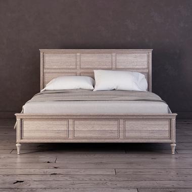 Кровать 160*200 Riverdi, светлый дуб