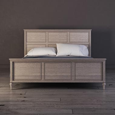 Кровать 180*200 Riverdi, светлый дуб