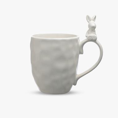 Чашка Big french bunny