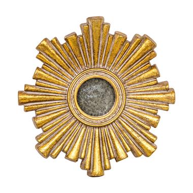Декоративное зеркальное украшение настенное «Олимп»