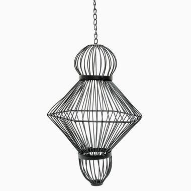 Декоративный подвесной элемент «Фонарь №1»