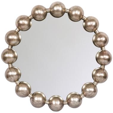 Настенное зеркало «Виконтесса Силвер»