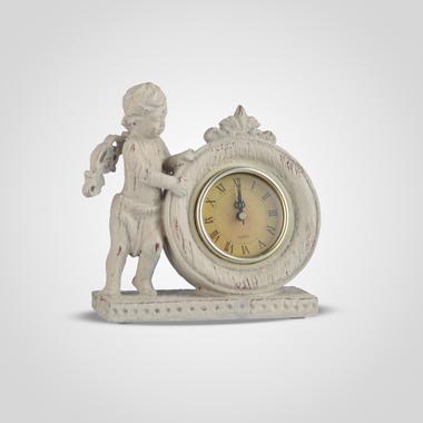 Часы настольные Полуночный ангел счастья