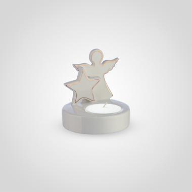 Керамический Декоративный Подсвечник-Ангелочек (4шт)