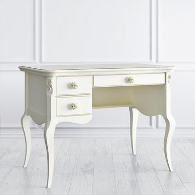 Стол кабинетный пристенный L, Golden Rose
