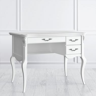 Стол кабинетный пристенный R, Silvery Rome