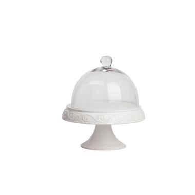 Сервировочный поднос с куполом Jovanotti